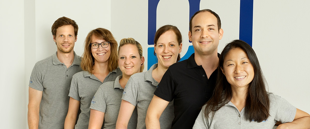 Physiotherapie Praxis Team