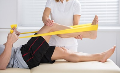 Sport-specific physiotherapy