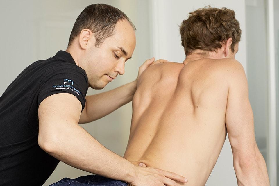 Physiotherapie für Privatversicherte