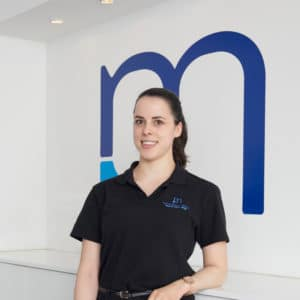 Rebeka Kiss Physiotherapie Marsch Berlin 2020