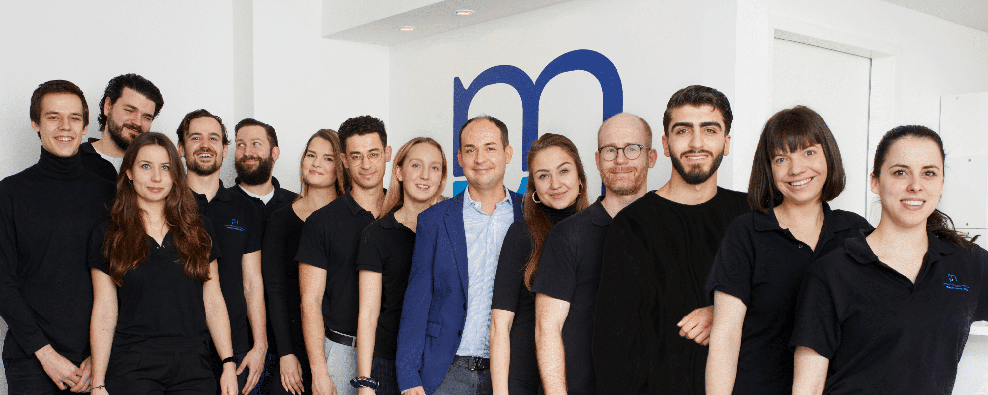 Physiotherapie Berlin Mitte Praxis Team 2020
